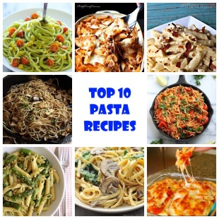 Top 10 Pasta Recipes