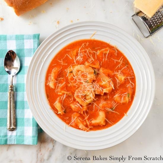 Tomato Tortollini Soup (9 of 1)
