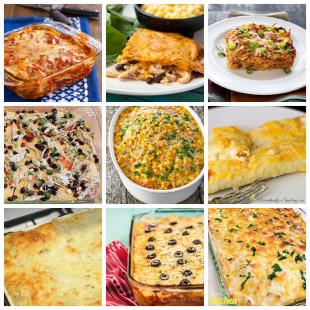 Top 10 Chicken Enchilada Casserole Recipes