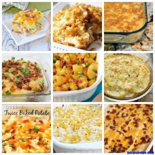 Top 10 Potato Casserole Recipes