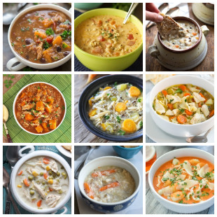 Top 10 Slow Cooker Chicken Soup Recipes