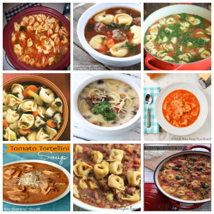 Top 10 Tortellini Soup Recipes
