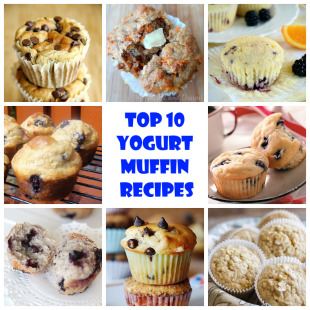 Top 10 Yogurt Muffin Recipes