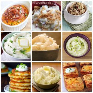 Top 10 Mashed Potatoes Recipes