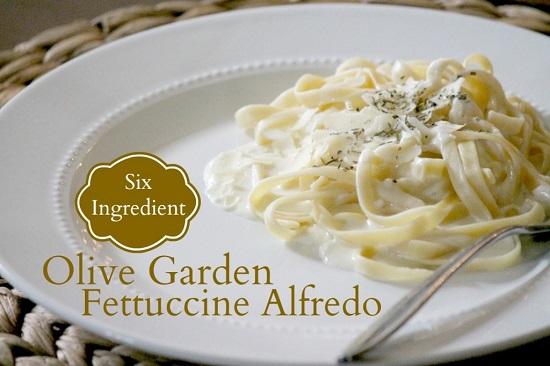 Top 10 Fettuccine Alfredo Pasta Recipes Recipeporn