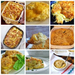 Top 10 Squash Casserole Recipes