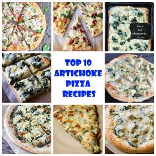 Top 10 Artichoke Pizza Recipes