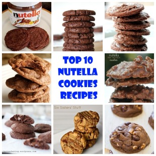 Top 10 Nutella Cookies Recipes