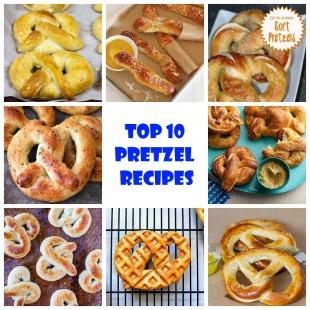 Top 10 Pretzel Recipes