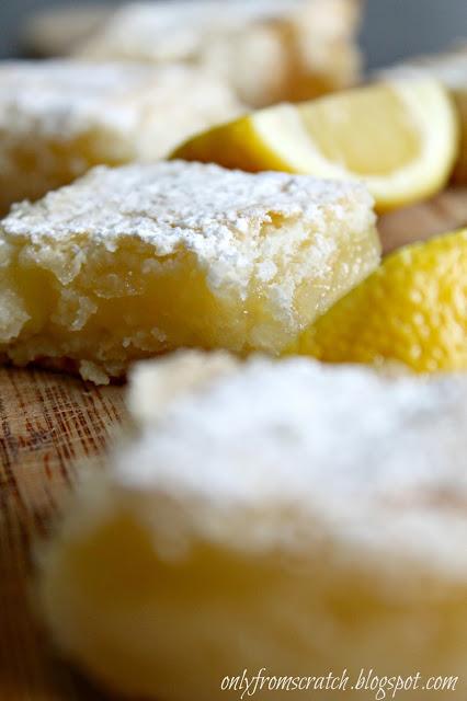Paula Deen's Lemon Bars