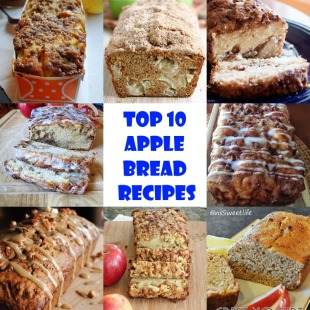 Top 10 Apple Bread Recipes