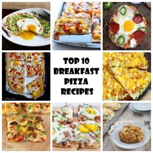 Top 10 Breakfast Pizza Recipes