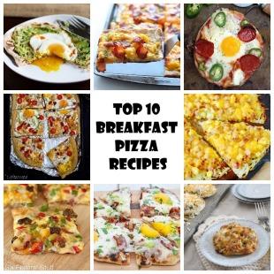 Top 10 Breakfast Pizza Recipes