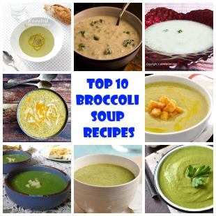 Top 10 Broccoli Soup Recipes