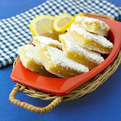 lemon bars by rightathome
