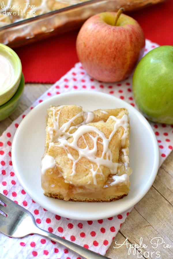 Apple Pie Bars 1