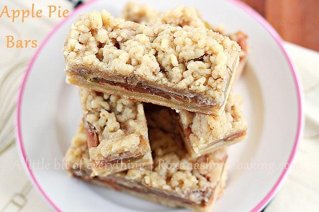 Apple Pie Bars 3