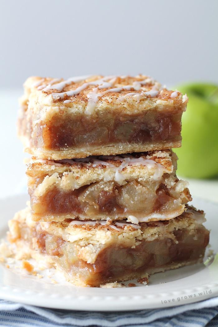 Apple Pie Bars 4