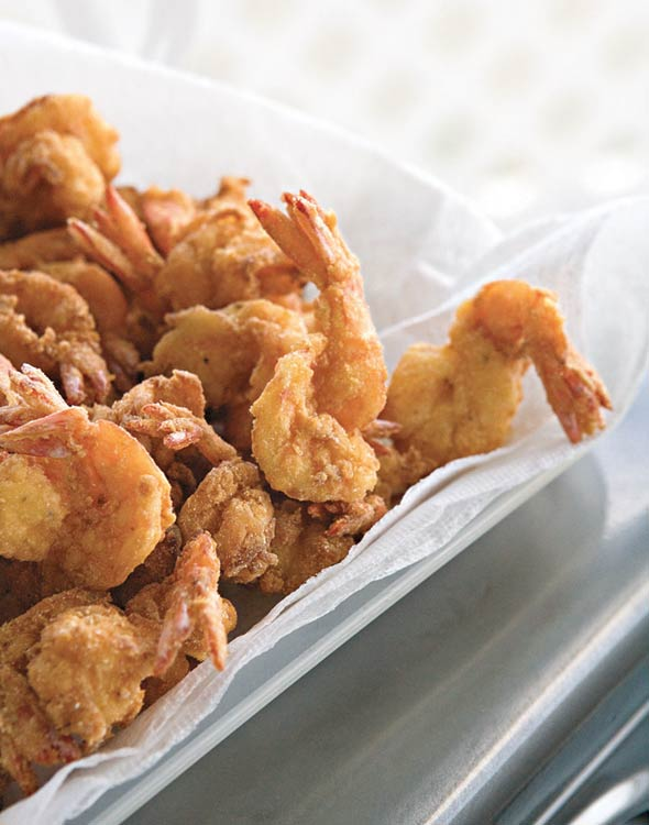 Bayou Fried Shrimp