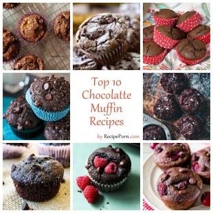 Top-10 Chocolate Muffin Recipes