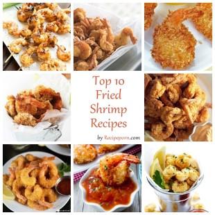 Top-10 Fried Shrimp Recipes