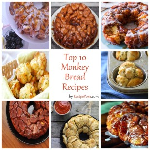 Top-10 Monkey Bread Recipes