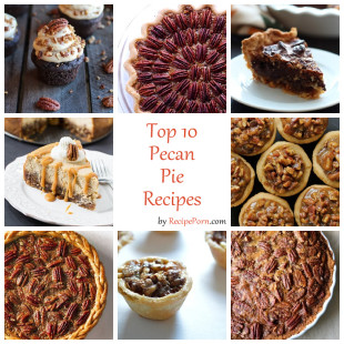 Top-10 Pecan Pie Recipes
