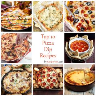 Top-10 Pizza Dip Recipes