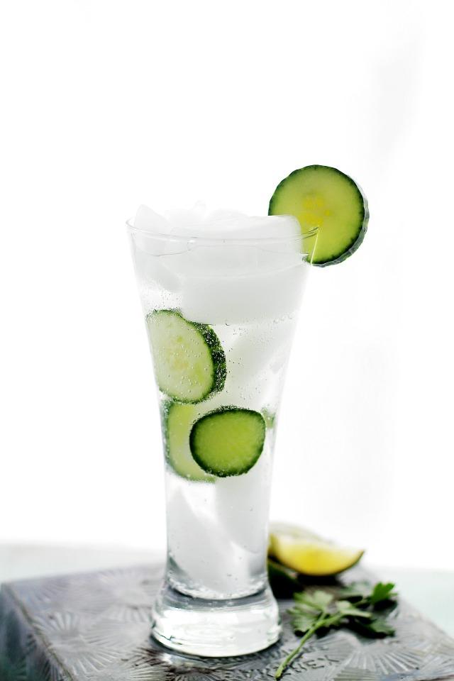 Cucumber Mojito