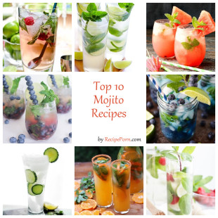 Top-10 Mojito Recipes