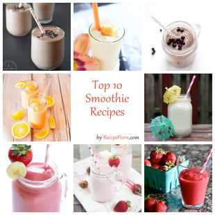 Top-10 Smoothie Recipes