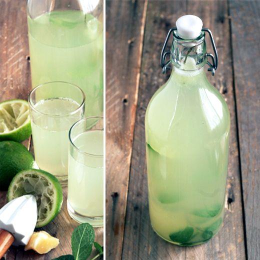 Mint Limenade