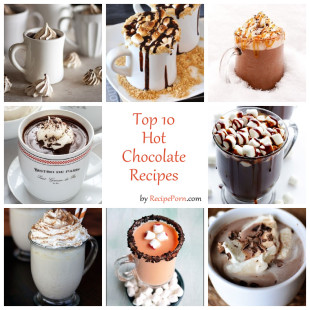 Top-10 Hot Chocolate Recipes