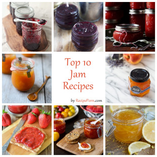 Top-10 Jam Recipes