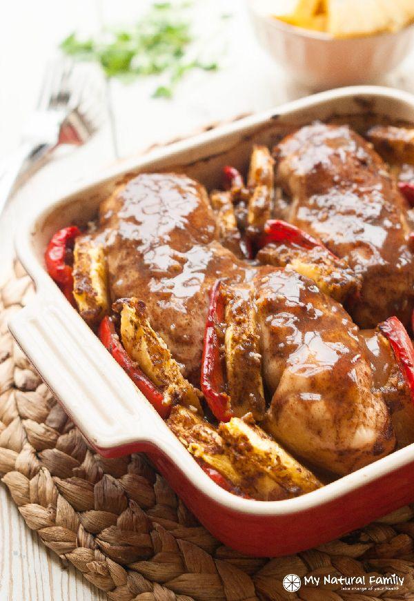 Paleo Caribbean Jerk Baked Chicken Recipe