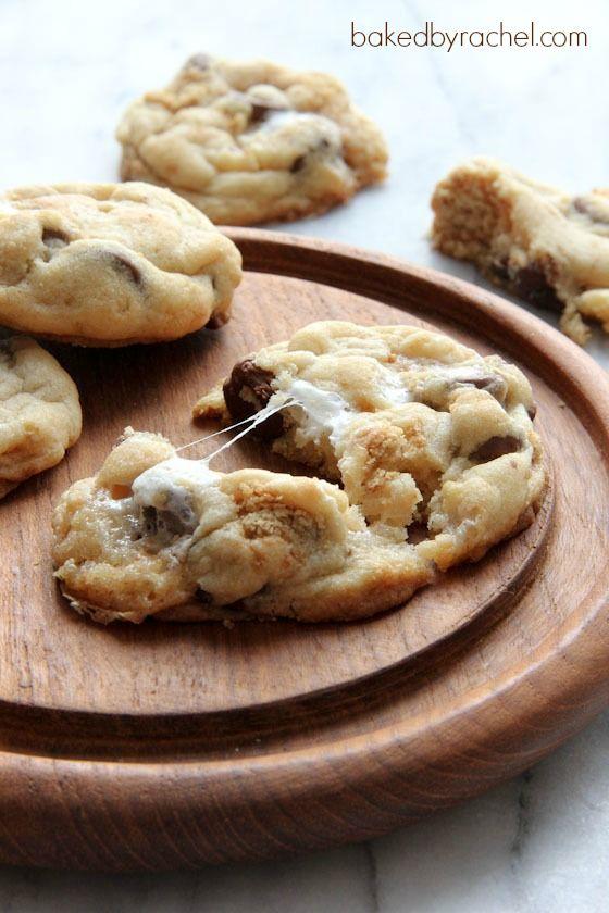 Perfect S'more Cookies Recipe