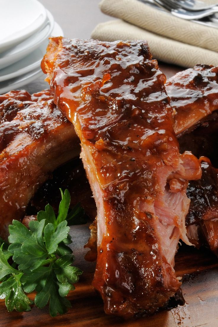 Slow Cooker Baby Back Ribs Recipe