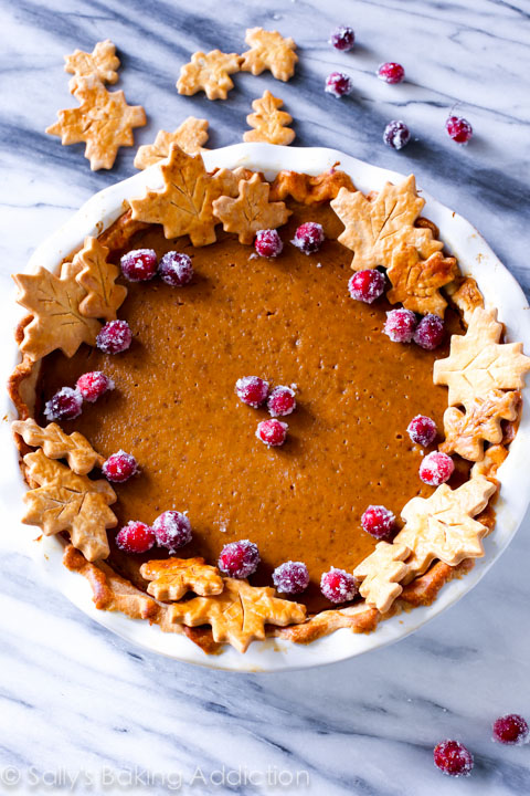 The Great Pumpkin Pie