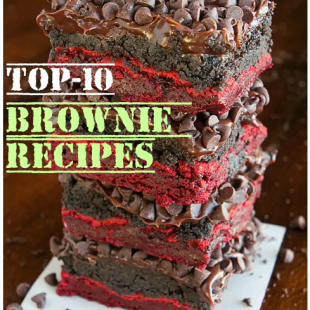 Top-10 Brownie Recipes