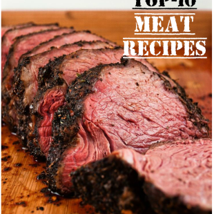 Top-10 Meat Recipes