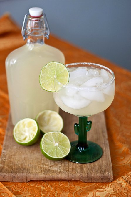 DIY Margarita Mix
