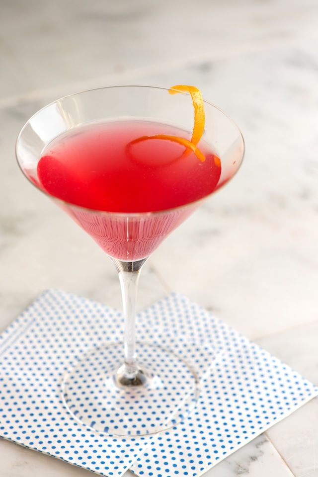 Perfect Cosmopolitan Cocktail