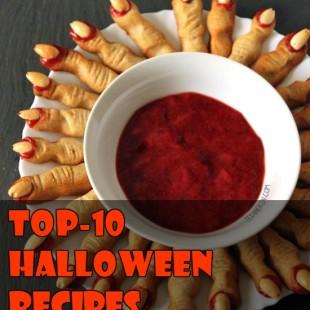 Top-10 Halloween Recipes