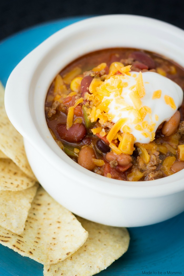 30 Minute Taco Soup