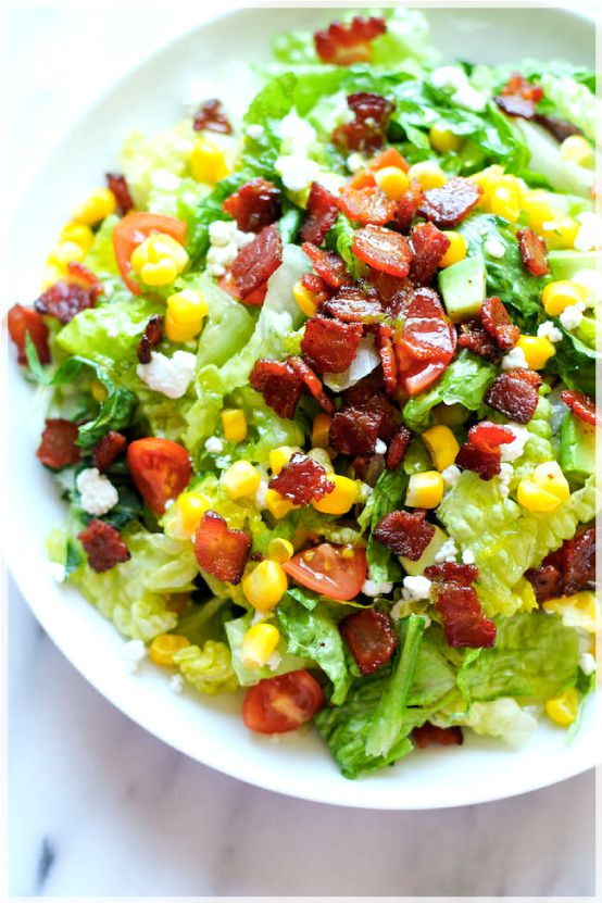 BLT Chopped Salad