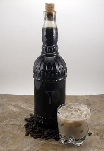 Homemade Coffee Liqueur Recipes