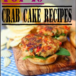 Top-10 Crab Cake Recipes