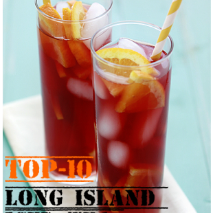 Top-10 Long Island Iced Tea Recipes
