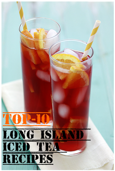 top 10 long island iced tea recipes recipeporn. Black Bedroom Furniture Sets. Home Design Ideas