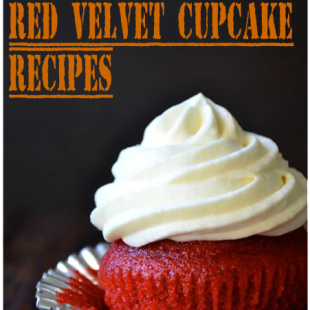 Top-10 Red Velvet Cupcake Recipes